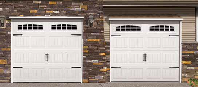 wayne dalton classic steel garage door model