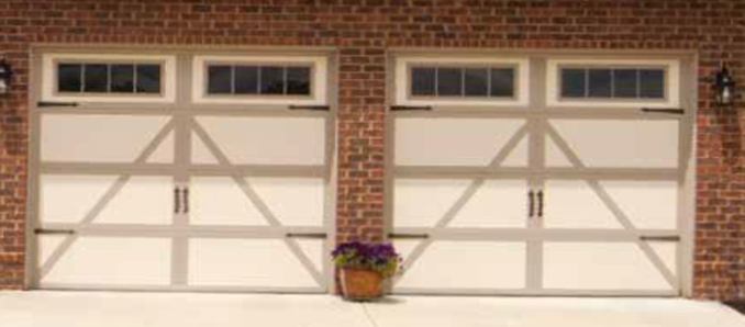 Wayne Dalton Carriage House Garage Doors Model 9400