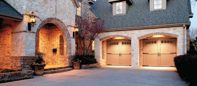 Carriage House Garage Doors By Overhead Doors