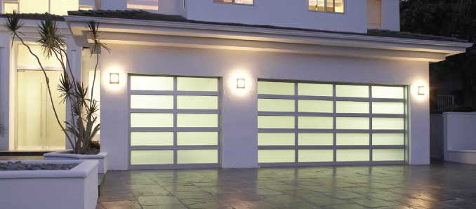 Glass Garage Doors By Overhead Doors