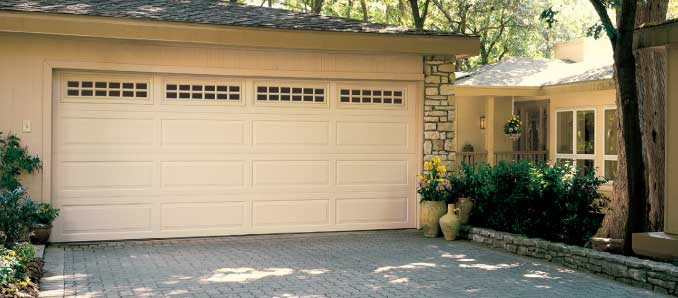 Long Panel Garage Doors