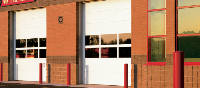 Commercial Thermocore Garage Doors