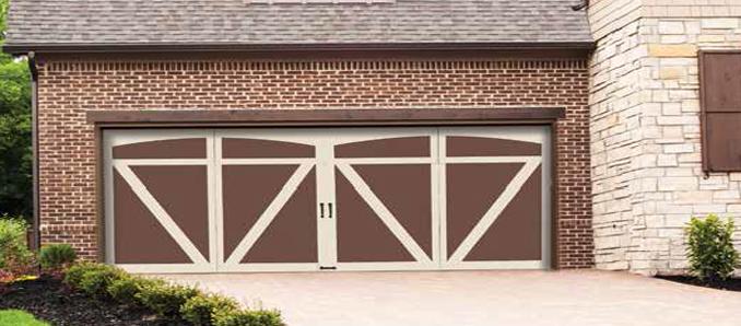 Wayne Dalton Carriage House Garage Doors Model 6600 By