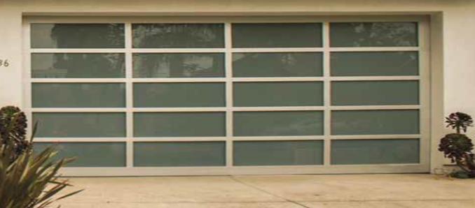 Wayne Dalton Aluminum Garage Door Model 8800 By Wayne Dalton
