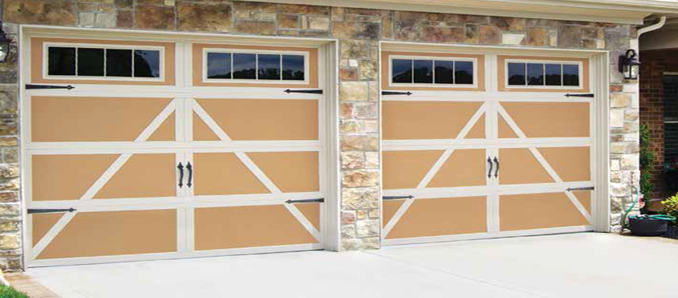 Wayne Dalton Carriage House Garage Doors Model 9400 by Wayne