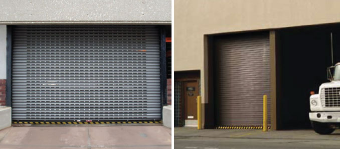 Commercial Advanced Service Garage Doors By Overhead Doors