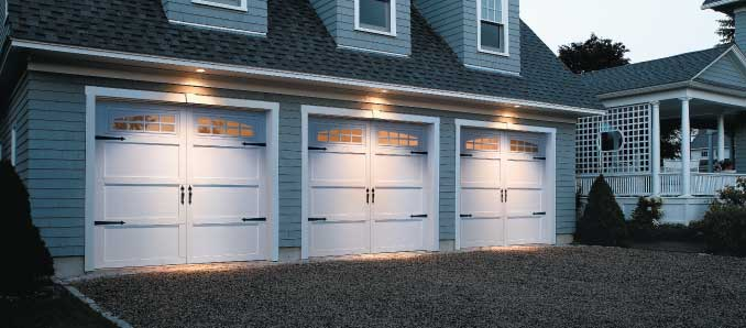 Carriage House Garage Doors By Overhead Doors
