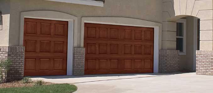 Fibergl Garage Doors