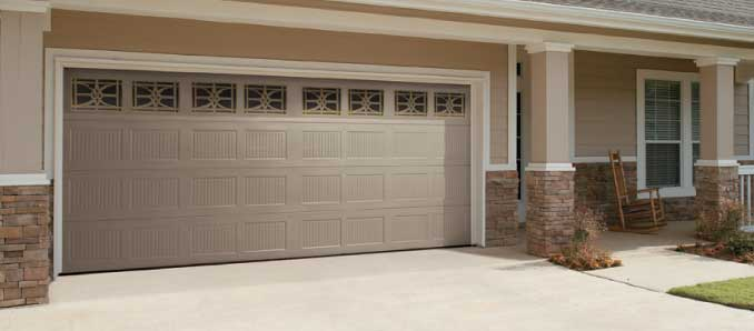 Merveilleux Groove Panel Garage Doors