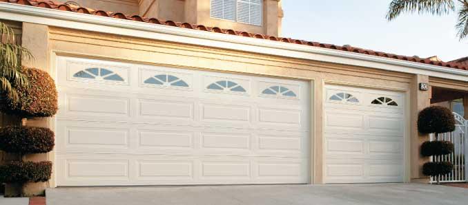 Long Panel Garage Doors By Overhead Doors